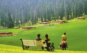Holiday In Kashmir