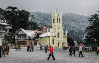 Nostalgic Shimla