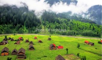 Srinagar Holiday Package west bengal