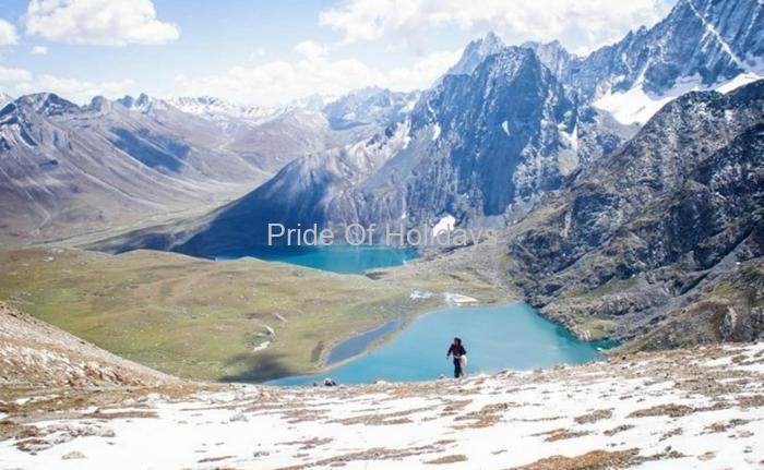 Kashmir Lakes Trekking